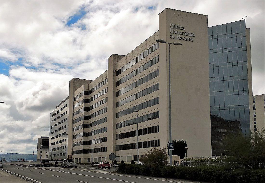 Apartamentos Clínica Universitaria de Navarra Alojamiento